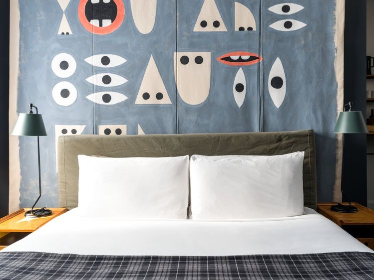 Ace Hotel New York City guest room