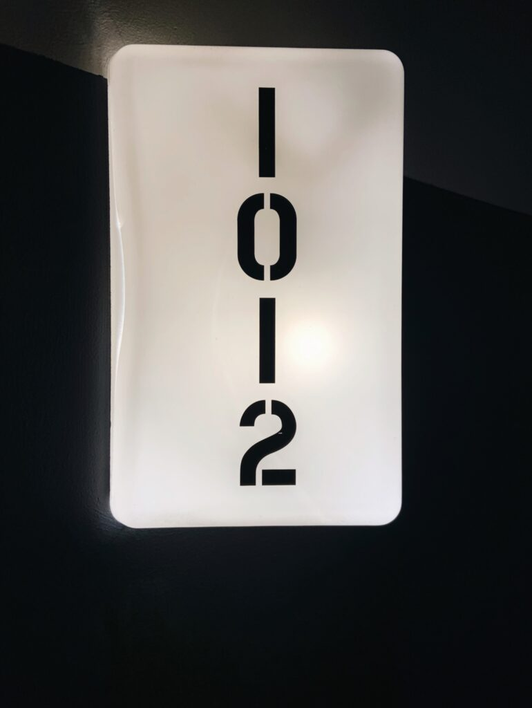 Ace Hotel New York City, room number